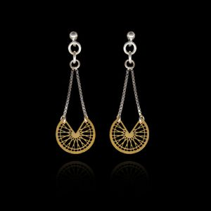 Unique Designer drop earrings