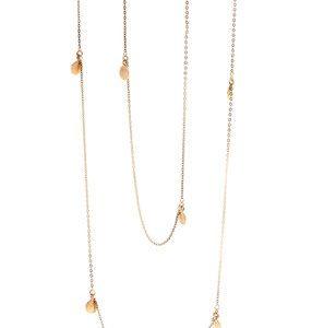 Gold Wrap Necklace