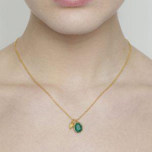 Gold Vermeil Pendant